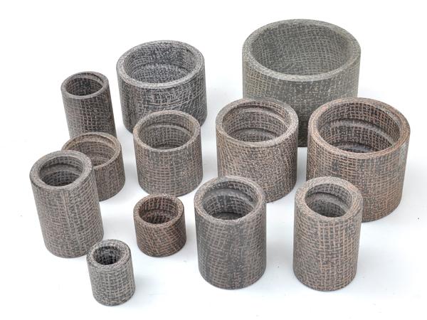 石棉铁导轴承石棉铁套铁石棉套耐磨套轴瓦水润滑轴承